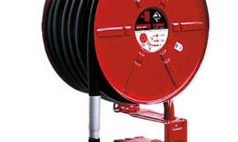Installation et maintenance de robinet incendie armé
